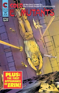 Cover Thumbnail for Solo Ex-Mutants (Malibu, 1988 series) #4