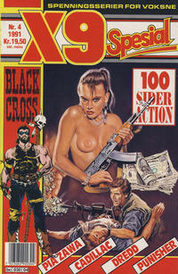 Cover Thumbnail for X9 Spesial (Semic, 1990 series) #4/1991