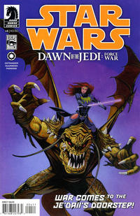 Cover Thumbnail for Star Wars: Dawn of the Jedi - Force War (Dark Horse, 2013 series) #4
