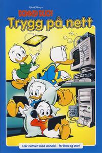 Cover Thumbnail for Donald Duck & Co Trygg på nett (Hjemmet / Egmont, 2013 series) #[nn]