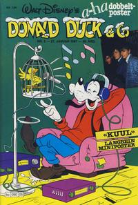 Cover Thumbnail for Donald Duck & Co (Hjemmet / Egmont, 1948 series) #5/1987
