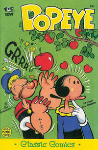 Cover Thumbnail for Classic Popeye (IDW, 2012 series) #10