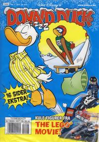 Cover Thumbnail for Donald Duck & Co (Hjemmet / Egmont, 1948 series) #7/2014