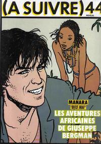 Cover Thumbnail for (À Suivre) (Casterman, 1977 series) #44