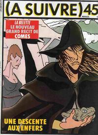 Cover Thumbnail for (À Suivre) (Casterman, 1977 series) #45