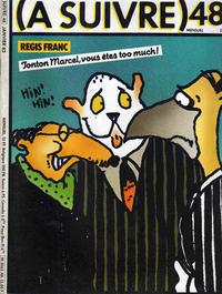 Cover Thumbnail for (À Suivre) (Casterman, 1977 series) #48