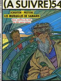 Cover Thumbnail for (À Suivre) (Casterman, 1977 series) #54