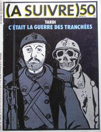 Cover Thumbnail for (À Suivre) (Casterman, 1977 series) #50