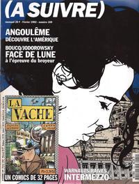 Cover Thumbnail for (À Suivre) (Casterman, 1977 series) #169