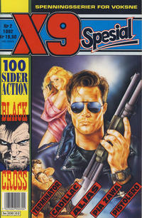 Cover Thumbnail for X9 Spesial (Semic, 1990 series) #2/1992