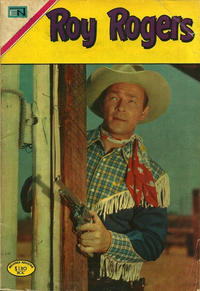 Cover Thumbnail for Roy Rogers (Editorial Novaro, 1952 series) #221