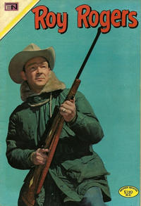 Cover Thumbnail for Roy Rogers (Editorial Novaro, 1952 series) #231