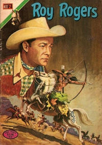 Cover Thumbnail for Roy Rogers (Editorial Novaro, 1952 series) #344