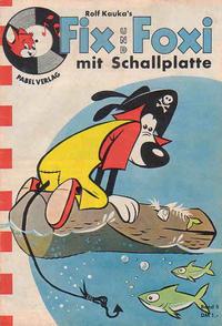 Cover Thumbnail for Fix und Foxi mit Schallplatte (Pabel Verlag, 1960 series) #5