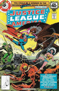 Cover for Justice League of America (DC, 1960 series) #162