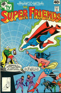 Cover Thumbnail for Super Friends (DC, 1976 series) #22 [Whitman Variant]