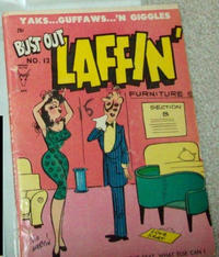 Cover Thumbnail for Bust Out Laffin' (Toby, 1954 series) #12