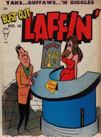 Cover Thumbnail for Bust Out Laffin' (Toby, 1954 series) #10