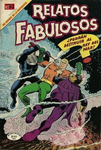 Cover Thumbnail for Relatos Fabulosos (Editorial Novaro, 1959 series) #119