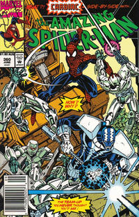 Cover Thumbnail for The Amazing Spider-Man (Marvel, 1963 series) #360 [Australian]