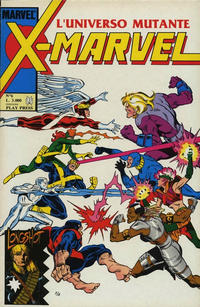 Cover Thumbnail for X-Marvel (Play Press, 1990 series) #6