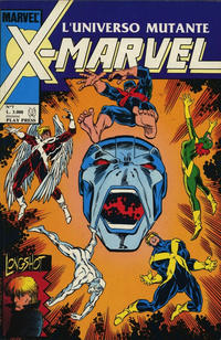 Cover Thumbnail for X-Marvel (Play Press, 1990 series) #7