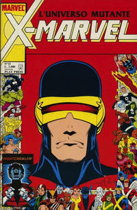 Cover Thumbnail for X-Marvel (Play Press, 1990 series) #12