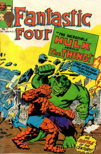 Cover Thumbnail for Fantastic Four (Yaffa / Page, 1981 series) #1