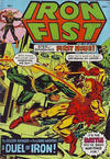 Cover for Iron Fist (Yaffa / Page, 1978 series) #1