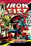 Cover for Iron Fist (Yaffa / Page, 1978 series) #5