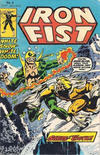 Cover for Iron Fist (Yaffa / Page, 1978 series) #6