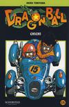 Cover for Dragon Ball (Bladkompaniet / Schibsted, 2004 series) #15 - Chichi