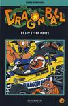 Cover for Dragon Ball (Bladkompaniet / Schibsted, 2004 series) #18 - Et liv etter dette