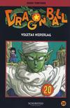 Cover for Dragon Ball (Bladkompaniet / Schibsted, 2004 series) #20 - Vegetas nederlag