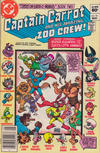 Cover for Captain Carrot and His Amazing Zoo Crew! (DC, 1982 series) #15 [Newsstand]