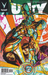 Cover for Unity (Valiant Entertainment, 2013 series) #4 [Cover B - Riley Rossmo]