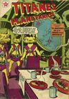 Cover for Titanes Planetarios (Editorial Novaro, 1953 series) #57