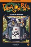 Cover for Dragon Ball (Bladkompaniet / Schibsted, 2004 series) #32 - Ultra-saiyajinene