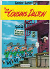 Cover for Lucky Luke (Dupuis, 1949 series) #12 - Les cousins Dalton [1986 printing]
