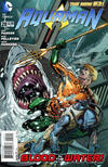 Cover for Aquaman (DC, 2011 series) #28