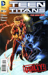 Cover for Teen Titans (DC, 2011 series) #28 [Direct Sales]