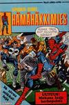 Cover for Hämähäkkimies (Semic, 1980 series) #5/1981