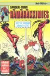 Cover for Hämähäkkimies (Semic, 1980 series) #6/1983