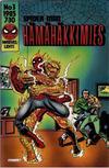 Cover for Hämähäkkimies (Semic, 1980 series) #3/1985