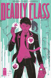 Cover for Deadly Class (Image, 2014 series) #2