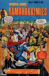 Cover for Hämähäkkimies (Semic, 1980 series) #4/1980
