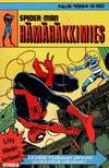 Cover for Hämähäkkimies (Semic, 1980 series) #8/1984