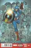 Cover for Uncanny Avengers (Marvel, 2012 series) #17