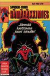 Cover for Hämähäkkimies (Semic, 1980 series) #4/1983