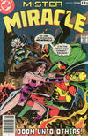 Cover for Mister Miracle (DC, 1971 series) #25 [British]